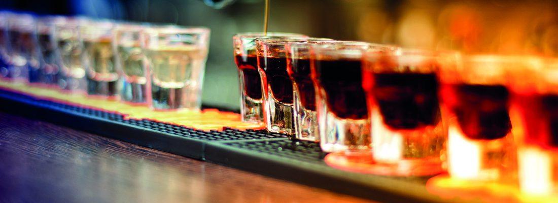 Bar-og-drikkevarer til fest og events