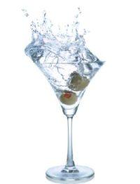 cocktails med gin til fest og events