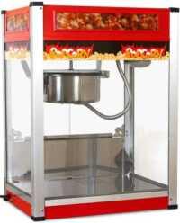 Popcornmaskine leje til fest og events som tilbehør til baren