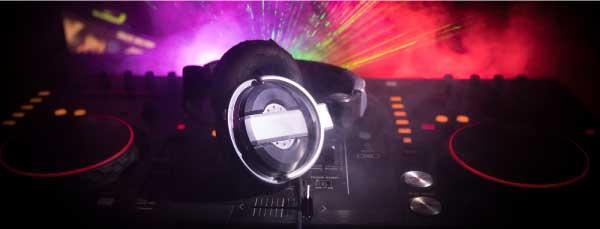 lyd og lys udlejning
